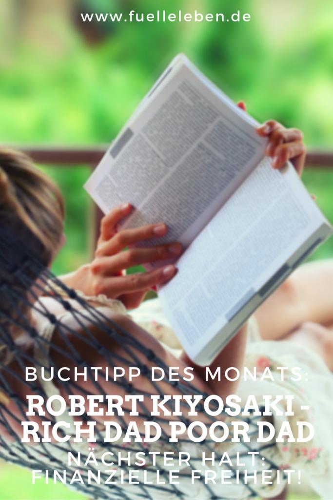 Buchtipp: Robert Kiyosaki - Rich dad, poor dad