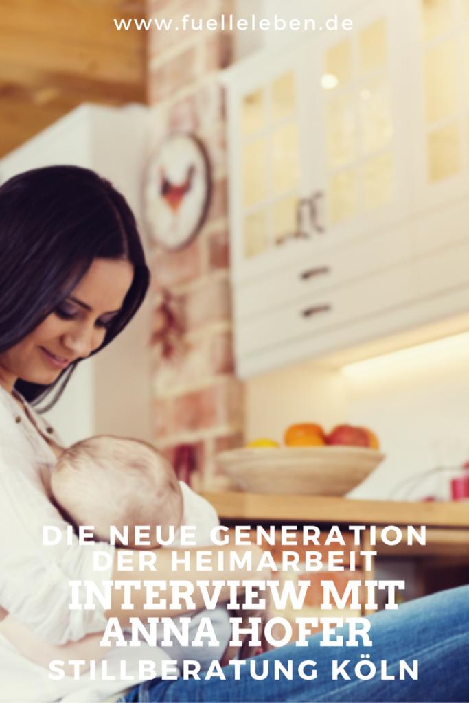 Die neue Generation der Heimarbeit! Start der neuen Interviewserie mit inspirierenden Frauen, die mit mir über ihr Business sprechen!