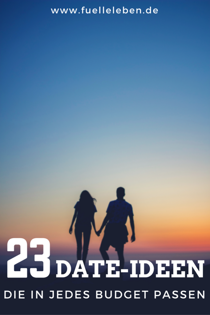 23 Date-Ideen, die in jedes Budget passen